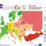 Informe anual sobre derechos LGTBI en Europa: alarma ante la pérdida de derechos en varios países, mientras que España cae al 11.º puesto