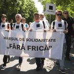 La Marcha del Orgullo de Chisináu, la capital de Moldavia, debe disolverse a los 15 minutos por el ataque de grupos LGTBfóbicos