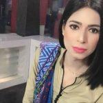 Marvia Malik, primera presentadora abiertamente trans en un canal de noticias en Pakistán