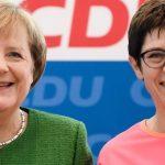 La CDU elige a una convencida detractora del matrimonio igualitario como sucesora de Angela Merkel al frente del partido