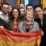 Bachelet presenta un proyecto de ley de matrimonio igualitario al que espera un complicado proceso de aprobación