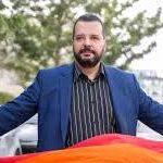 Mounir Baatour, primer candidato abiertamente gay a la presidencia de Túnez