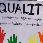 Orgullo LGTB de Bombay: miles de manifestantes piden la derogación de la sección 377, la norma que criminaliza las relaciones homosexuales en India