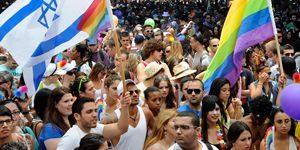 Orgullo LGTB Israel