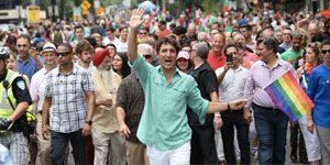 Orgullo LGTB Montreal