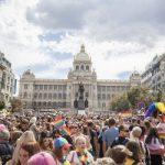 Praga celebra el Orgullo LGTB con la mirada puesta en la posible aprobación del matrimonio igualitario en la República Checa