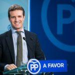 La organización ultraconservadora HazteOír decide movilizarse activamente en favor de Pablo Casado como presidente del PP
