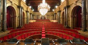 Parlament de Catalunya (Parlamento de Cataluña)