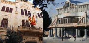 Parlamentos de Baleares y Murcia