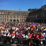 Los irlandeses aprueban en referéndum el matrimonio igualitario