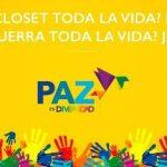 La comunidad LGTB saluda los acuerdos de paz en Colombia, que por primera la reconocen como víctima del conflicto