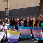Madrid inaugura la Plazuela de la Memoria Trans en homenaje a las personas trans víctimas de discriminación y violencia