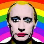 Rusia prohíbe la difusión de una imagen del presidente Vladimir Putin maquillado