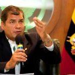 Rafael Correa, presidente de Ecuador, se define como «conservador» en temas morales y contrario al matrimonio igualitario