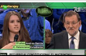 Rajoy en La Sexta Noche