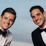 El futbolista Robbie Rogers y el productor y guionista Greg Berlanti contraen matrimonio en Malibú
