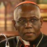 """El cardenal Sarah, prefecto vaticano, equipara la """"ideología de género"""" al Estado Islámico y la sitúa como la mayor amenaza que ha conocido el mundo"""