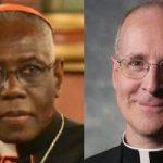 El cardenal Robert Sarah critica al jesuita James Martin por sus tesis en favor del acercamiento a las personas LGTB… y James Martin le responde