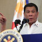 """El presidente de Filipinas vuelve a cambiar de opinión sobre el matrimonio igualitario y ahora dice que está """"totalmente de acuerdo"""""""