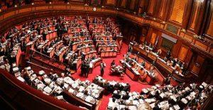 Senado Italia
