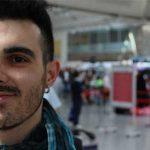 Subhi Nalas, refugiado gay sirio, describe la espantosa situación de la población LGTBI en su país