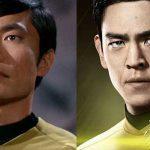 Polémica por la aparición como gay del teniente Sulu en la saga Star Trek