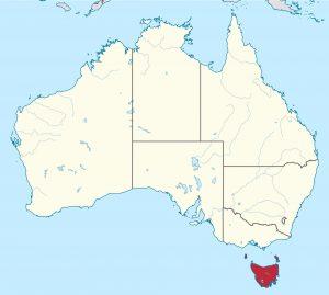 Tasmania en Australia