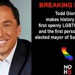 Todd Gloria, político demócrata abiertamente gay, elegido alcalde de San Diego (la segunda mayor ciudad de California)
