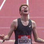 El marchador abiertamente gay Tom Bosworth, nuevo récord mundial de la milla