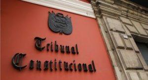 Tribunal Constitucional de Perú