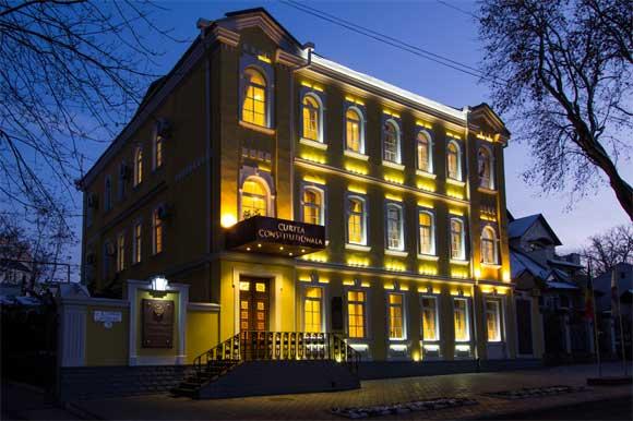 Tribunal Constitucional de Rumania