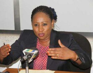 Ummy Mwalimu, ministra de Sanidad de Tanzania