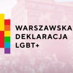 El alcalde de Varsovia firma una declaración para mejorar la inclusión y luchar contra la discriminación de la comunidad LGTB