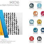 Denunciadas en Nigeria 152 violaciones de los derechos humanos de sus ciudadanos LGTBI durante el último año