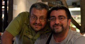 Vladimir Urrutia y Rodrigo Moreno