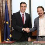 PSOE y Unidas Podemos presentan un programa conjunto de gobierno que incluye la aprobación de una ley trans