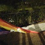 Más Madrid LGTBI+ denuncia una agresión homófoba contra su caseta en las fiestas de la Paloma y lamenta el pasotismo de la Policía Municipal
