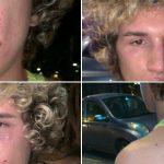 Captada en vídeo la salvaje agresión a un joven a la salida de una discoteca de ambiente gay de Valencia