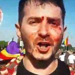 Contramanifestantes «provida y profamilia» asedian y agreden a activistas que celebraban una marcha LGTBI en Hernandarias (Paraguay)