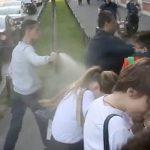 Un ataque con gas pimienta provoca quince heridos en el Orgullo LGTB de San Petersburgo
