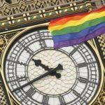 El Parlamento británico iza la bandera arcoíris durante toda la semana y anuncia su participación con carroza propia en el Orgullo
