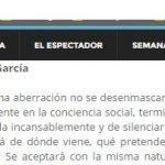 Un diario digital de Hellín (Albacete) publica un artículo que califica la transexualidad infantil de «aberración»