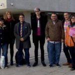 """Los colectivos LGTB+ de Castilla y León presentan en las Cortes regionales su propuesta de """"Ley de Igualdad Social"""", inspirada en el texto extremeño"""