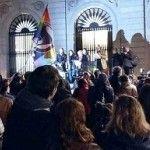 Barcelona: una concentración en recuerdo de Alan reclama el despliegue efectivo de la ley catalana contra la LGTBIfobia