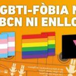 La presión activista consigue la cancelación de un evento de promoción del odio en Barcelona