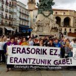 Agresión sexual a una mujer trans en Vitoria. El presunto agresor, en libertad con una orden de alejamiento
