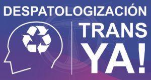 despatologización trans