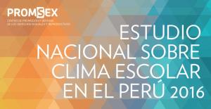 estudio LGTBfobia escuelas peruanas