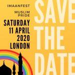 El primer Orgullo LGTBI musulmán en Londres se pospone por la amenaza del coronavirus