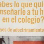 La Generalitat abre un expediente de oficio a HazteOír por el envío de folletos LGTBfobos a los colegios catalanes